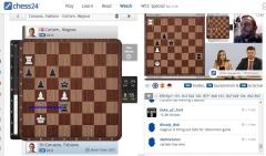Carlsen Caruana